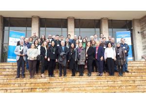 15-16 Aralık 2018 tarihlerinde Ankara Tıp'ta 30 katılımcı ile değerlendirici  eğitimi yapıldı